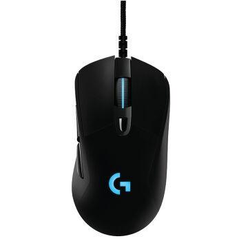 罗技(Logitech) G403 RGB鼠标 有线 手感舒适¥299