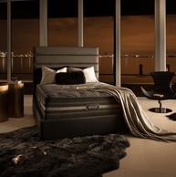 梦幻顶级享受!席梦思黑标系列 Queen皇后床垫  16999元包邮(美亚海淘到手3.4W 国内专柜13万)