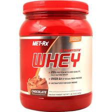 华东华南:美瑞克斯(MET-RX) tramyosyn 乳清蛋白粉固体饮料 453g 巧克力味 99