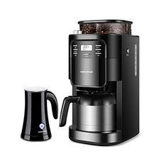 摩飞(Morphyrichards)MR1028咖啡机全自动磨豆家用办公咖啡机 双层保温咖啡壶