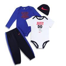 Nike 耐克 HA3783 婴童套装 196元包邮