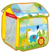 Fisher-Price 费雪 TJ4332 儿童玩具游戏屋房子 99元包邮(需用券)'
