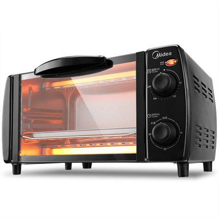Midea/美的 T1-L101B 多功能电烤箱 包邮99元