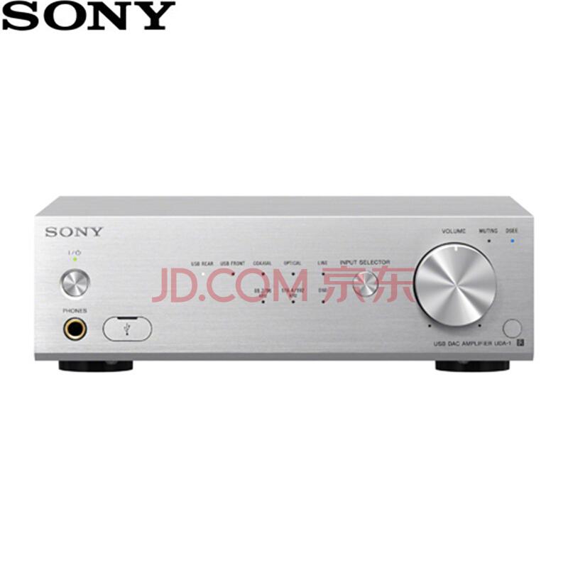 索尼(SONY) UDA-1 功放 DSEE (数码音效加强引擎) 支持播放无损音乐 USB1999元