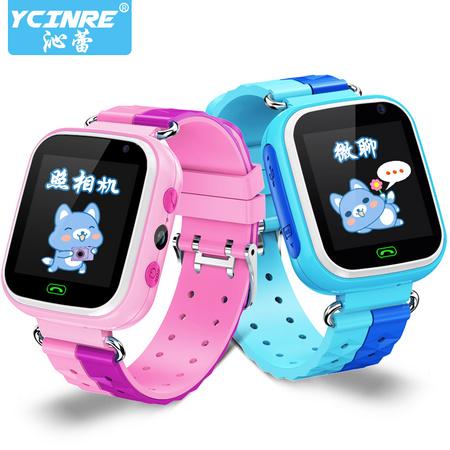 沁雷 儿童电话手表 防水 GPS定位 可通话 微聊¥29