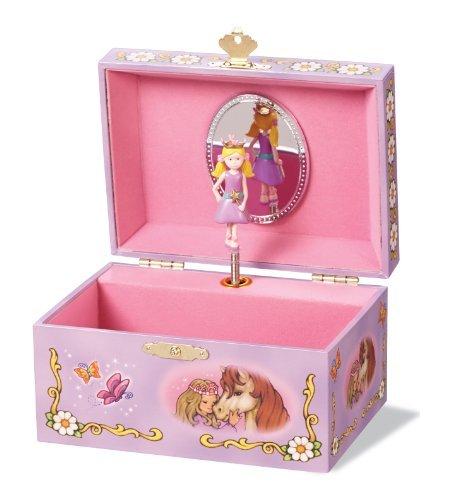 Enchantmints 芭蕾舞女孩 音乐首饰盒