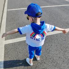 ¥34.9 男童夏装套短袖运动装