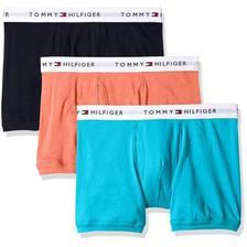 TOMMY HILFIGER 男士内裤3条装 ¥119.28(含税直邮约¥180)