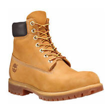 Timberland 添柏岚 6英寸 12909 大童款工装靴 $84.9(需用码,约¥690)