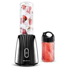 金正(NiNTAUS)搅拌机JZM-200(黑色)榨汁机料理机便携双杯 母婴材质 99元