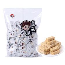 十都坊 传统小吃 芝麻酥 500克 28元包邮