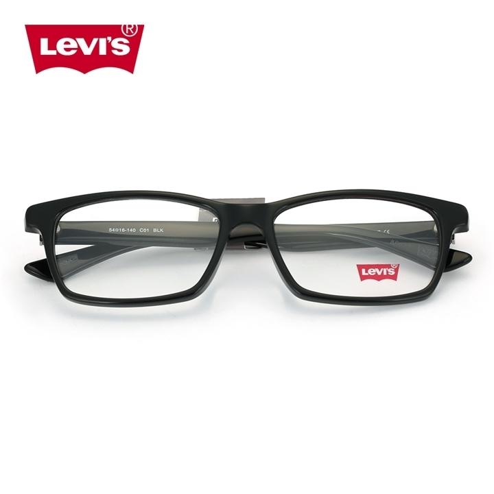 levi's板材眼镜架LS06335Z-C01-54 219元