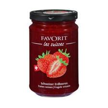 果香甜蜜!Favorit瑞士古法草莓酱0.35千克/盒 活动特价14.9元(需邮费)