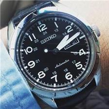 码后好价!SEIKO 精工SRP715 男士机械腕表 $139(转运到手约¥1000)
