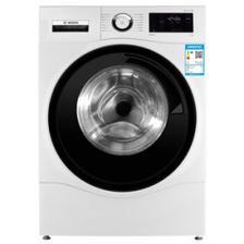 博世(BOSCH) WAU284600W 9公斤 变频 滚筒洗衣机 全触摸屏 静音 除菌 婴幼洗 随心