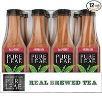 $8.22 Pure Leaf 甜味红茶 覆盆子味 18.5盎司 12瓶