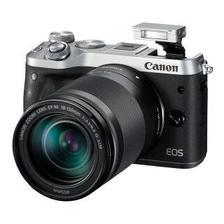 佳能(Canon) EOS M6 无反相机套装(18mm-155mm镜头) 5299元