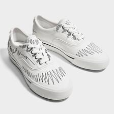 ZARA男鞋压纹白色休闲鞋12310302001 特价149元包邮