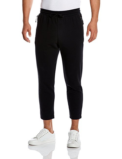 adidas NEO 阿迪达斯运动生活 男式 针织裤 CE1075 131元