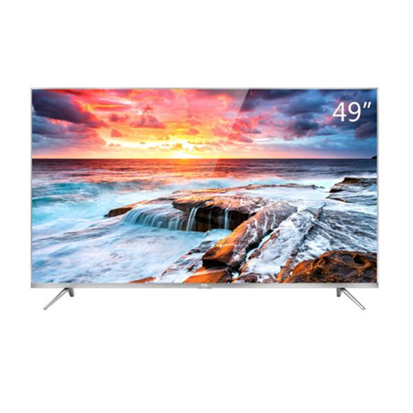 18日开始!TCL 49A660U 49英寸液晶平板电视 包邮2499元
