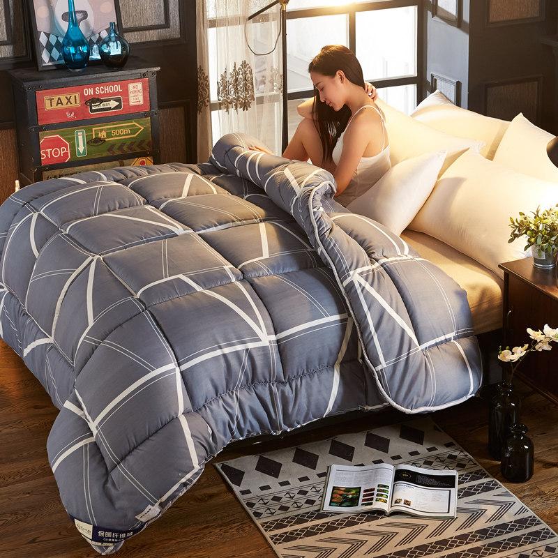 俏精灵 太空棉 保暖空调被 1.5*2米 29元起包邮(多款可选)