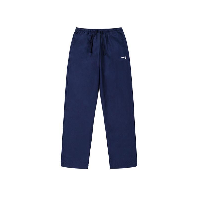 ¥89 PUMA 彪马 男子秋季深蓝色运动长裤
