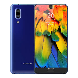 夏普(SHARP) AQUOS S2 全面屏手机 全网通 4GB+64GB 1399元