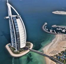 南航 全国往返阿联酋迪拜7-30天自由行 赠保险+机场休息室 ¥2799