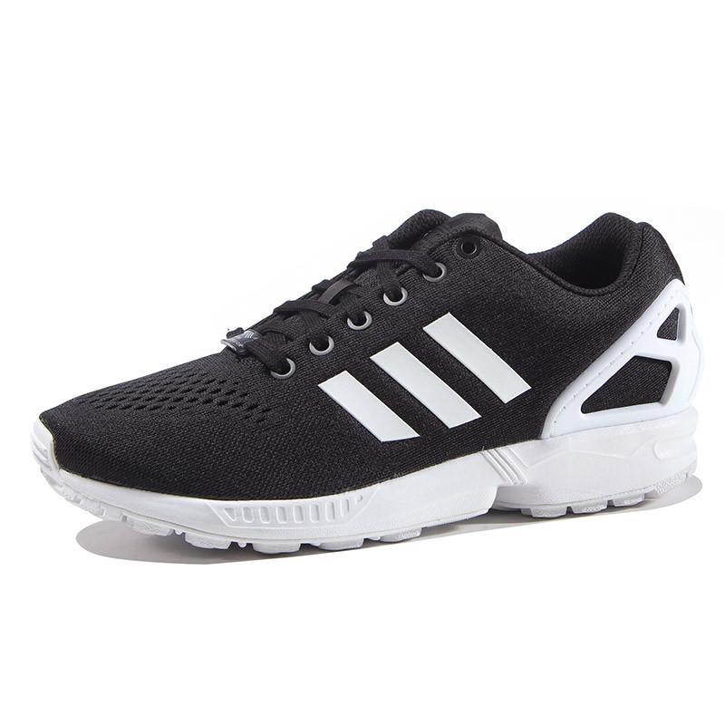 小码新低:adidas Originals 休闲跑鞋 ZX FLUX 155元/双(双重满减后)
