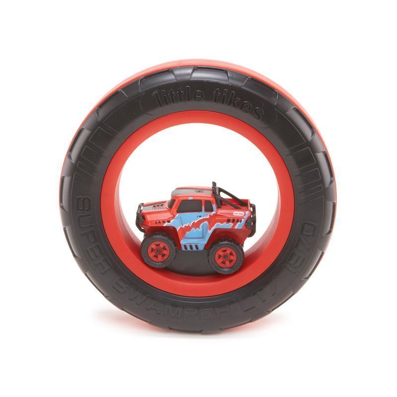 ¥31 LittleTikes小泰克疯狂旋转赛车系列儿童益智玩具车3岁以上