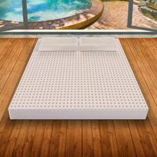 899元 京东Plus会员:优自然 进口天然乳胶 原料制作床垫 含内外套 厚7.5cm(平