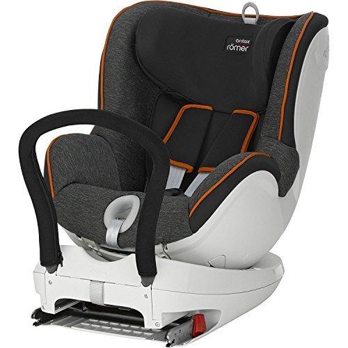 Britax 宝得适 Dualfix 双面骑士儿童安全座椅 多色新低¥2226包邮(需领优惠码)
