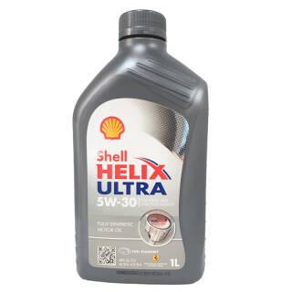 壳牌(Shell) Helix Ultra 超凡灰喜力 5W-30 灰壳 A3/B4 SL 全合成机油 1L 德国原装进口 *11件 405.61元(合36.87元/件)