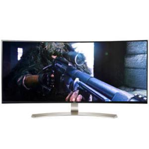LG 38UC99-W 38英寸 IPS曲面显示器(3840×1600、FreeSync、75Hz) 7949元