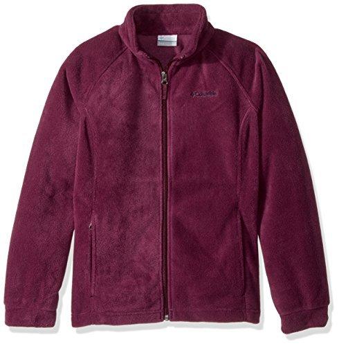 折合56.21元 哥伦比亚 Columbia Benton Springs Fleece 女童抓绒夹克