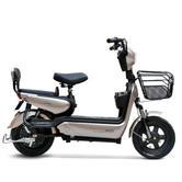 小刀 电动车 踏板 48V锂电池 1699元 平常2199元