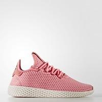 低至$29.99 + 免邮 4色 adidas X Pharrell Williams联名TENNIS HU大童款