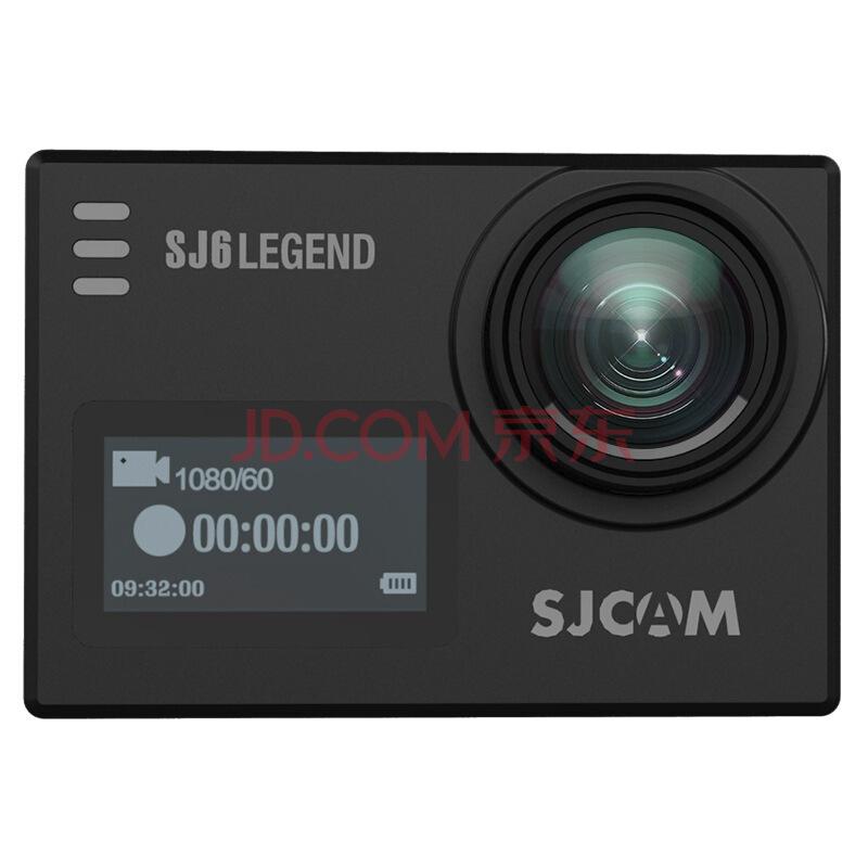 SJCAM SJ6 LEGEND 运动相机 4K智能摄像机 包邮699元