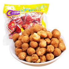 月亮街 香辣味多味花生米500g大礼包 休闲零食小吃好吃的炒货批发小包装 8.4