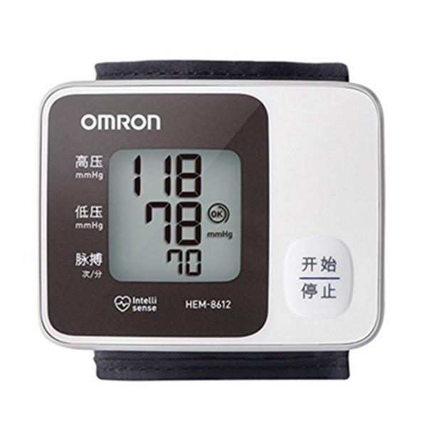 手腕式!欧姆龙电子血压计HEM-8612 包邮185元