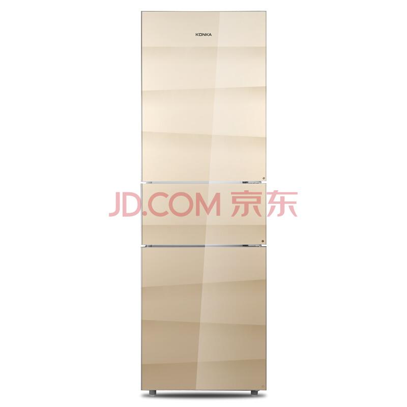 限广东:康佳 BCD-212BX3S 212升 三门冰箱999元