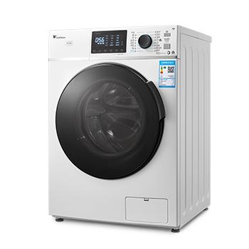 天猫 小天鹅 8公斤KG自投全自动变频智能静音家用滚筒洗衣机TG80V80WIDX(24日0点3199元