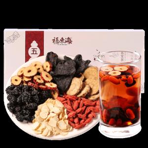 福东海 升级版人参五宝茶 25g*10