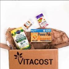 【立减20美元】Vitacost.com:全场保健品、母婴用品等