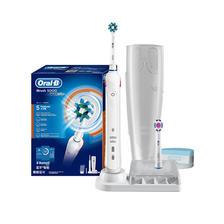 洁齿科技!欧乐-B iBrush 5000蓝牙智能电动牙刷 限时好价628元包邮含税(需用