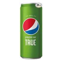 $9.00 (原价$20.00) Pepsi True 百事绿罐真糖版 24罐入