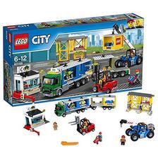 乐高(LEGO) 城市系列 货运港口 60169 399元