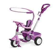 Little Tikes 小泰克 3合1推行三轮车 粉色 338元