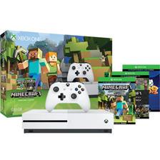 微软(Microsoft) Xbox One S 500GB 《我的世界》同捆版主机 ¥1699