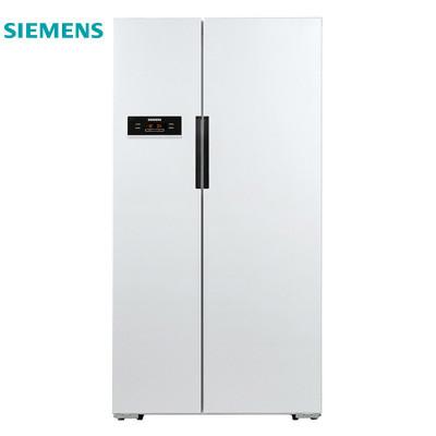 SIEMENS 西门子 KA92NV02TI 610L 对开门冰箱¥4588